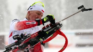 2017-01-06 PŚ w biathlonie: Świetny wystep Gwizdoń. Triumf Czeszki