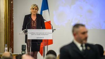 24-02-2017 16:54 Marine Le Pen odmawia stawienia się na przesłuchanie ws. fikcyjnego zatrudniania