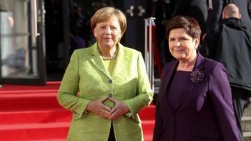 23-04-2017 21:53 Szydło w Hanowerze: Polska krajem bezpiecznym, z dobrymi zmianami dla przemysłu