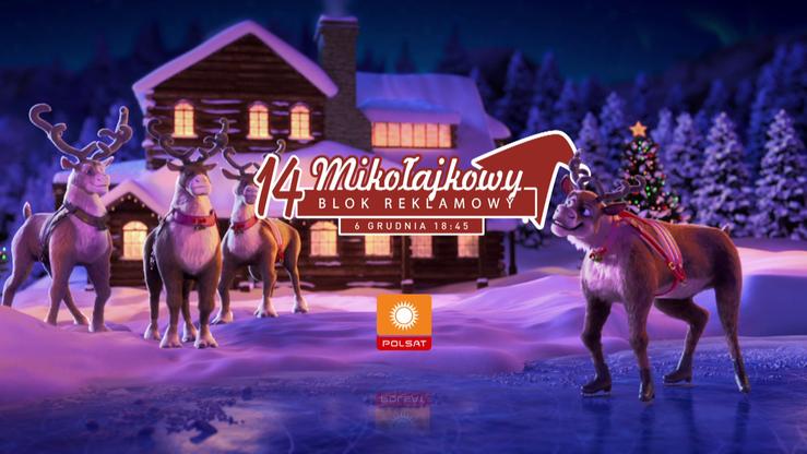 6 grudnia Mikołajkowy Blok Reklamowy. Oglądaj i pomagaj!