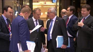 17-01-2016 14:24 Tusk: dyskusja o Polsce na szczycie UE możliwa