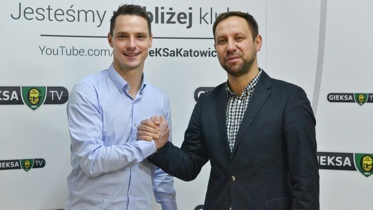 Goncerz zostaje w GKS Katowice. Podpisał nowy kontrakt