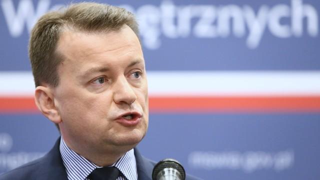 Błaszczak: podwyżki dla funkcjonariuszy i pracowników służb od 2017 r.