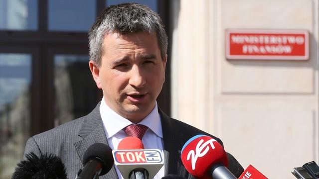 Szczurek pozytywnie ocenia zapowiedzi nowego ministra