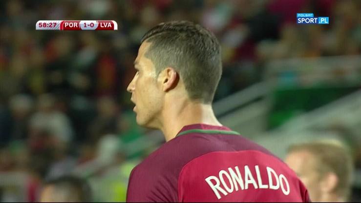 Ronaldo pudłuje z 11 metrów! Wielki pech asa Realu