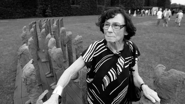 Nie żyje artystka Magdalena Abakanowicz