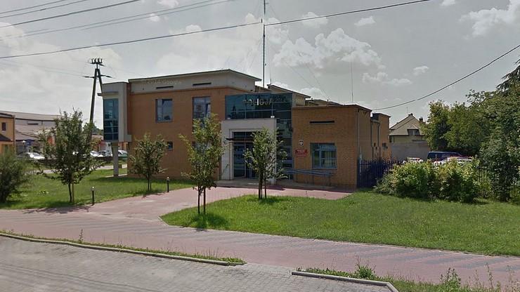 Łomianki: śmierć mężczyzny na posterunku straży miejskiej