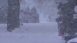Atak zimy w całej Polsce