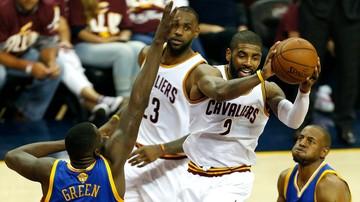2016-11-02 NBA: Najlepszy początek sezonu Cavaliers od 16 lat