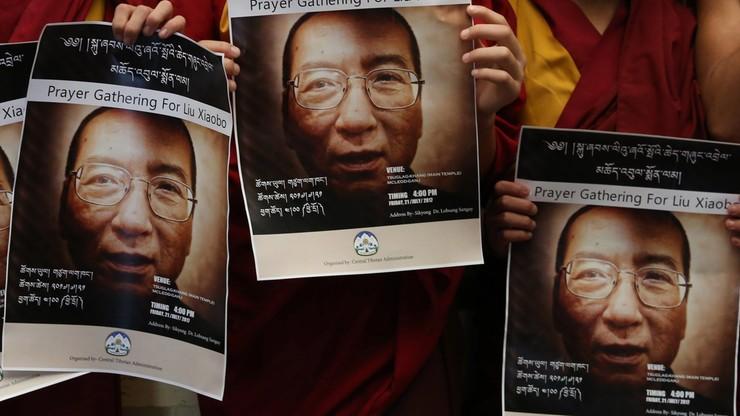 Sześć aresztowań, dwoje zaginionych. W Chinach oddano hołd zmarłemu Xiaobo