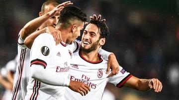 2017-09-14 Liga Europy: Austriacki pogrom Milanu i włoska wtopa Evertonu