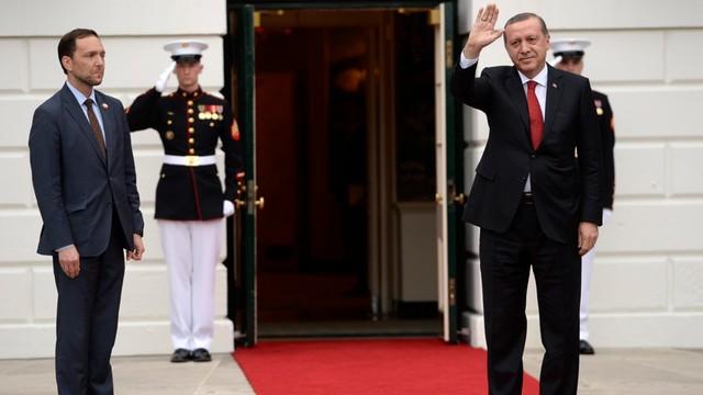 Obama rozmawiał z Erdoganem o walce z terroryzmem