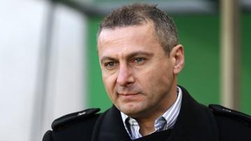 2016-01-14 Świerczewski zrezygnował z pracy w roli asystenta selekcjonera kadry U-21