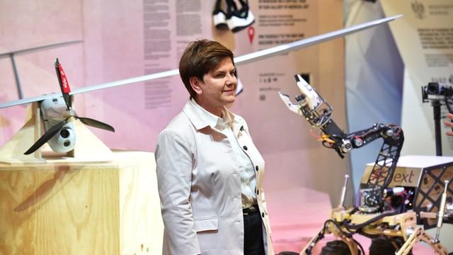 Szydło chce wykorzystać ŚDM do propagandy sukcesu - pokaże nowoczesną Polskę
