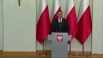 25-09-2017 13:10 Andrzej Duda zmienia konstytucję. Przygotował projekt. Zaprosił przedstawicieli klubów parlamentarnych na konsultacje