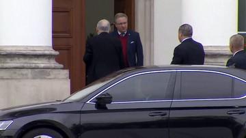 22-09-2017 10:54 Prezydent spotka się w piątek z prezesem PiS