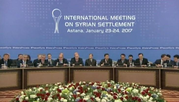 Rozpoczęły się rozmowy pokojowe w sprawie konfliktu w Syrii