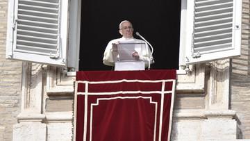 """23-01-2017 14:28 """"Pieniądze mafii splamione są krwią"""". Papież poparł wysiłki śledczych w walce z przestępczością"""