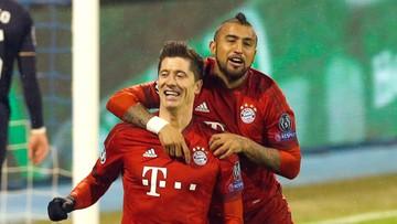 09-12-2015 23:17 LM: dwie bramki Lewandowskiego i trzy punkty Bayernu
