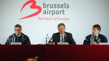 02-04-2016 16:39 Brukselskie lotnisko Zaventem będzie ponownie otwarte