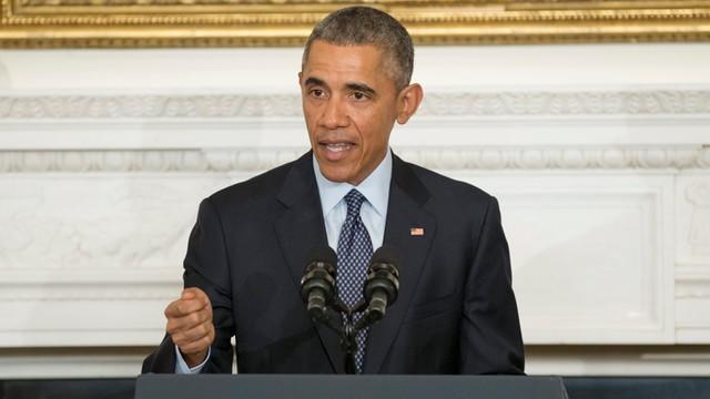 Obama: wspieranie prezydenta Syrii przez Rosję jest skazane na porażkę