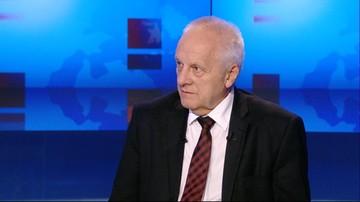 """21-09-2016 19:43 """"Długo się męczyłem, w takiej partii być nie chcę"""". Niesiołowski o odejściu z PO"""