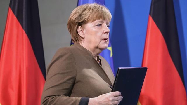 Niemcy: Zarząd SPD za podjęciem rozmów o koalicji z Merkel