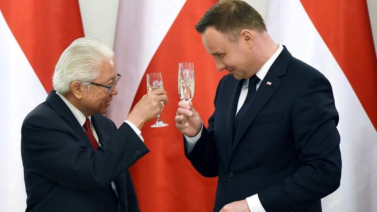 Prezydent Duda: we współpracy z Singapurem drzemie ogromny potencjał