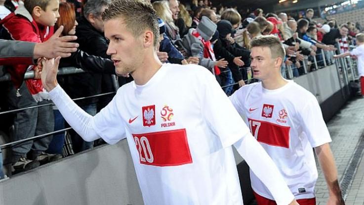 Parzyszek piłkarzem duńskiego Randers FC