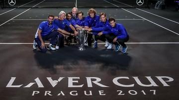 2017-09-24 Tenisowy Laver Cup: Europa pokonała Resztę Świata