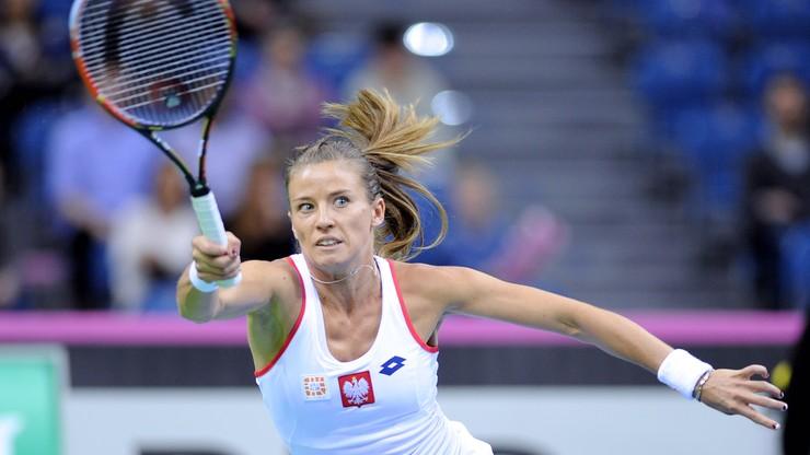Wimbledon: Rosolska odpadła w I rundzie miksta