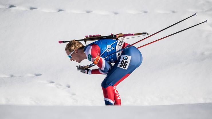 MŚ w biathlonie: Sztafeta mężczyzn. Transmisja w Polsacie Sport News