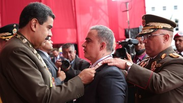 05-08-2017 21:48 Wenezuela: Rzecznik Praw Obywatelskich nowym prokuratorem generalnym