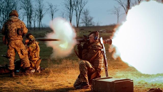 Ukraina: wycofywanie sił w Donbasie zacznie się jeszcze w tym tygodniu