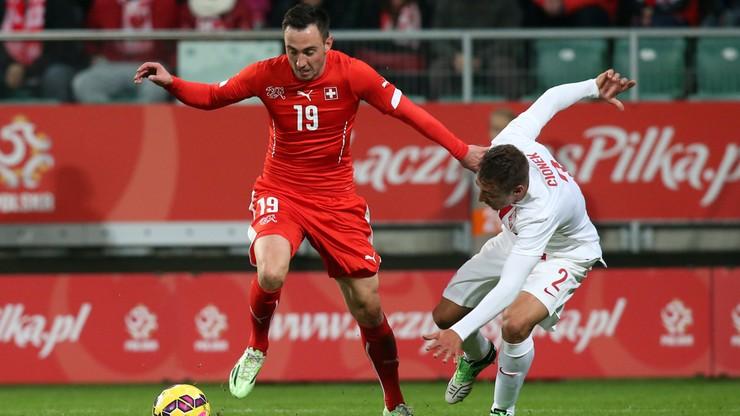 Polska  - Szwajcaria: Strzelcy goli dla Szwajcarii