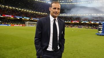 2017-06-07 Allegri przedłużył kontrakt z Juventusem Turyn