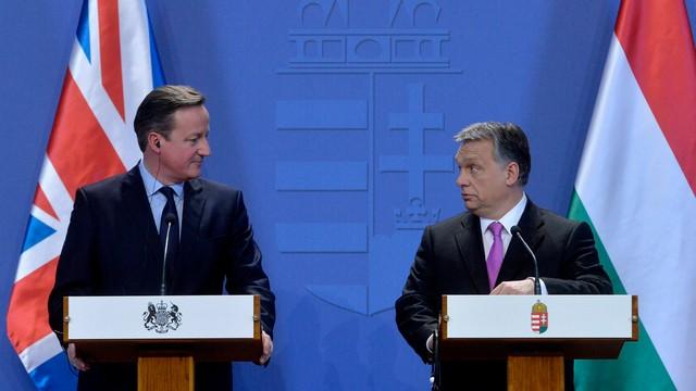 Orban deklaruje optymizm ws. porozumienia z W. Brytanią