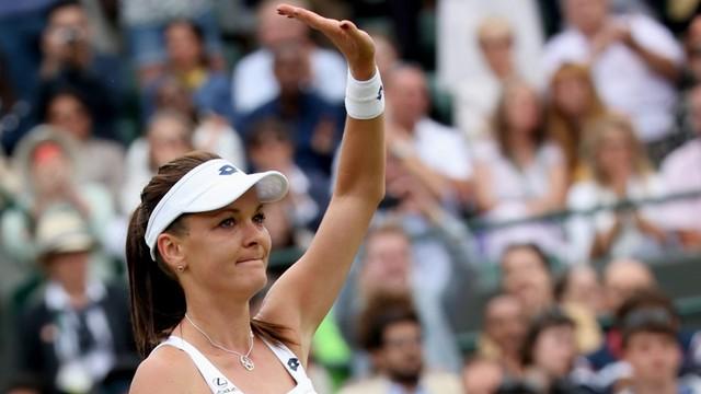 Agnieszka Radwańska nominowana do nagrody tenisistki roku
