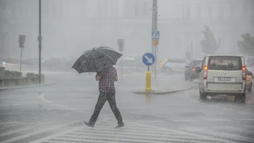 19-06-2016 20:58 Nadciągają burze. Ostrzeżenia dla Mazowsza, Górnego Śląska i Opolszczyzny
