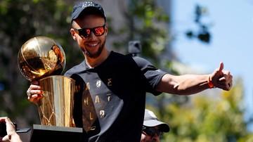 2017-09-12 NBA: Stephen Curry na półmetku kariery