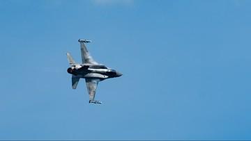 Polskie F-16 przechwyciły rosyjski samolot rozpoznawczy nad Bałtykiem