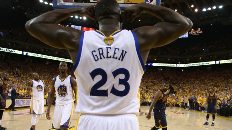 NBA: Golden State Warriors po raz drugi lepsi od Cleveland Cavaliers