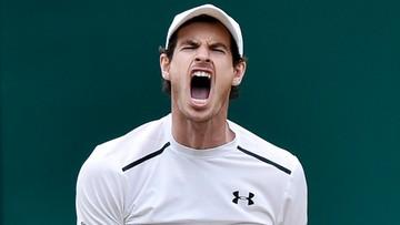 06-07-2016 23:23 Murray w półfinale Wimbledonu. Tsonga stawił zacięty opór