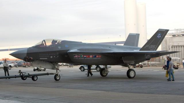 F-35 dla Polski? Wiceszef MON nie wyklucza