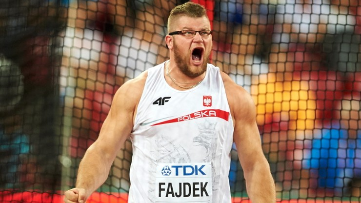 Złoto MŚ dla Fajdka! Nowicki na najniższym stopniu podium