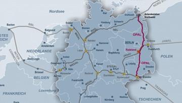 KE udostępnia Rosji gazociąg Opal. Polska zapowiada protest