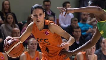 2016-11-02 Euroliga koszykarek: Tango wygrało z CCC