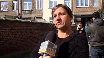 """16-03-2016 13:00 """"Zobaczyłam mężczyzn z kałasznikowami"""" - Polka relacjonuje obławę w Brukseli"""