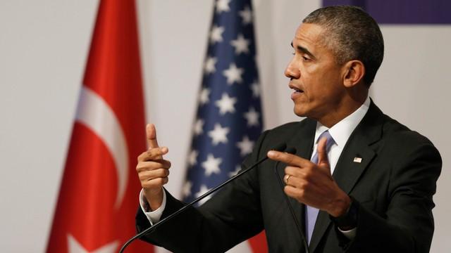 Obama: są postępy w walce z Państwem Islamskim