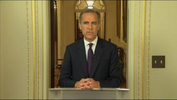 24-06-2016 11:52 Bank Anglii ma 250 mld funtów na wsparcie brytyjskiej waluty